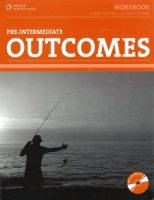 OUTCOMES PRE-INTERMEDIATE WORKBOOK WITH KEY AND CD - EVANS, ...