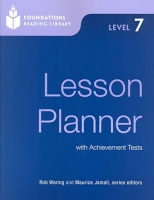 FOUNDATIONS READING LIBRARY Level 7 LESSON PLANNER with ACHI...