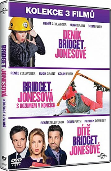 Bridget Jonesová - 3DVD