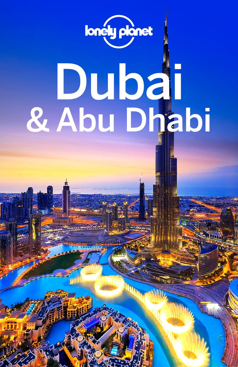 Lonely Planet Dubai & Abu Dhabi 8.