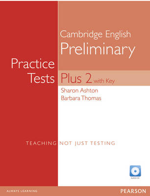 PET Practice Tests Plus 2 Students' Book with Key and Access...
