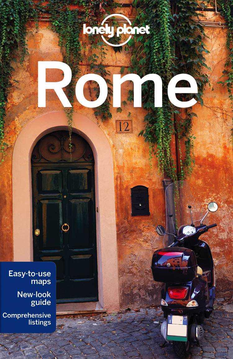 Lonely Planet Rome 9.