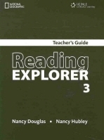 Heinle ELT READING EXPLORER 3 TEACHER´S GUIDE - DOUGLAS, N.