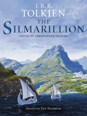 The Silmarillion Illustrated - J. R. R. Tolkien