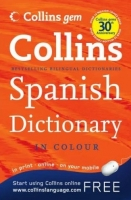 Harper Collins UK COLLINS GEM SPANISH DICTIONARY - COLLINS