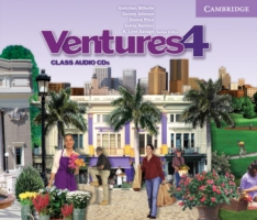 Ventures 4 Class Audio CD