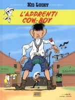 BD Kid Lucky: L´apprenti Cow-boy (Tome 1) - Achdé