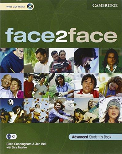 face2face Advanced Student's Book with CD-ROM - Cunningham, ...
