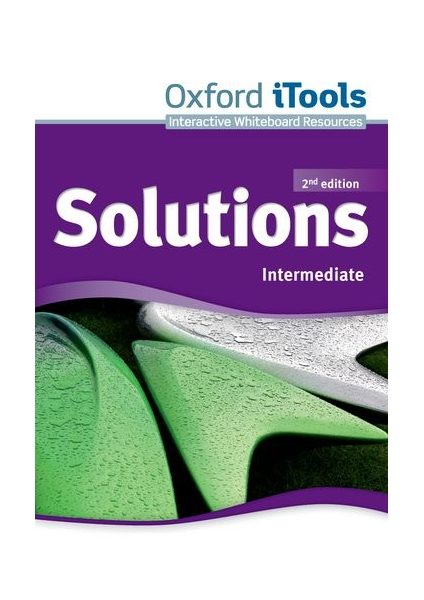MATURITA SOLUTIONS 2nd Edition INTERMEDIATE iTOOLS DVD-ROM -...