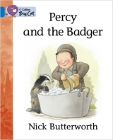 Percy and the Badger (Collins Big Cat - Band 04/Blue) - Butt...