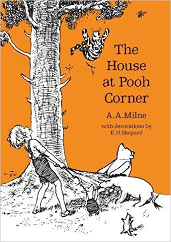 The House at Pooh Corner - Milne, A. A.