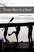 Oxford Bookworms Library New Edition 4 Three Men in a Boat O...