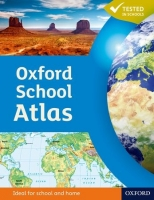OXFORD SCHOOL ATLAS - WIEGAND, P.