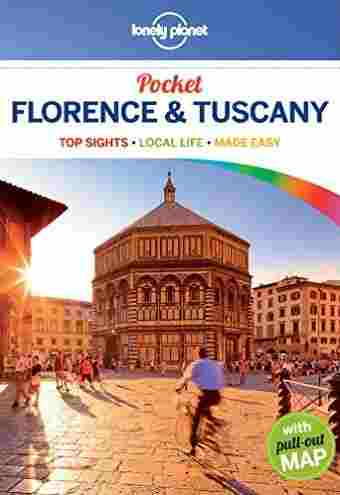Lonely Planet Florence Pocket Guide 3.