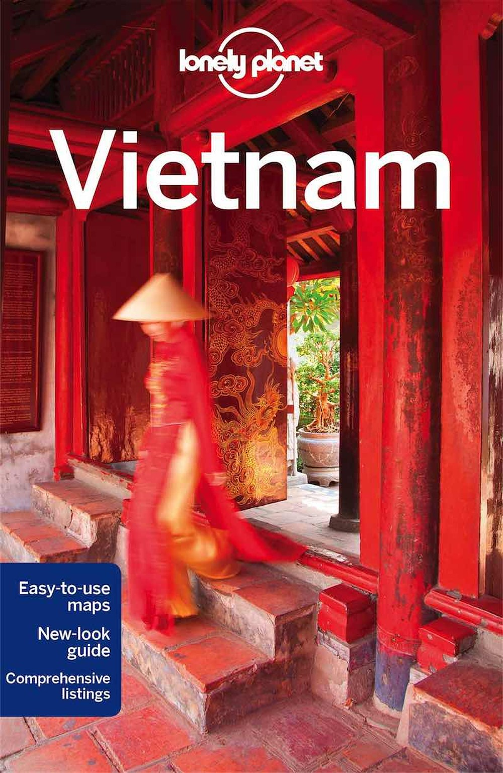 Lonely Planet Vietnam 13.