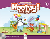 Hooray, Let´s Play! B Activities & Projects - Puchta, H., Ge...