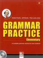 GRAMMAR PRACTICE ELEMENTARY with CD-ROM - PUCHTA, H., STRANK...