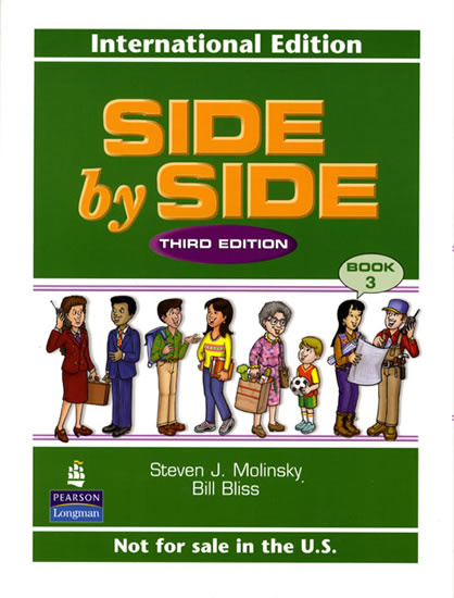 Side By Side 3 International Version - Steven J. Molinsky