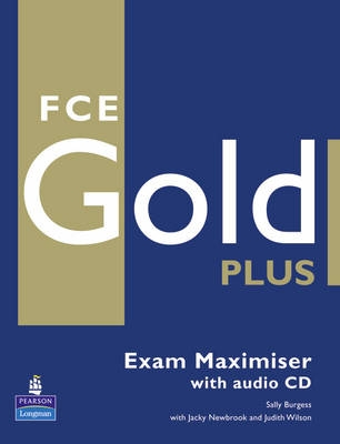 Gold FCE Plus - Maximizer without Key Pack - Sally Burgess, ...
