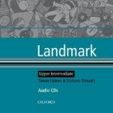 LANDMARK UPPER INTERMEDIATE CLASS AUDIO CDs /2/ - HAINES, S....