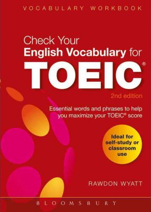 Check Your English Vocabulary for TOEIC Essential Words and ...