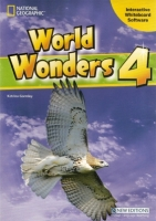 WORLD WONDERS 4 INTERACTIVE WHITEBOARD CD-ROM - GORMLEY, K.