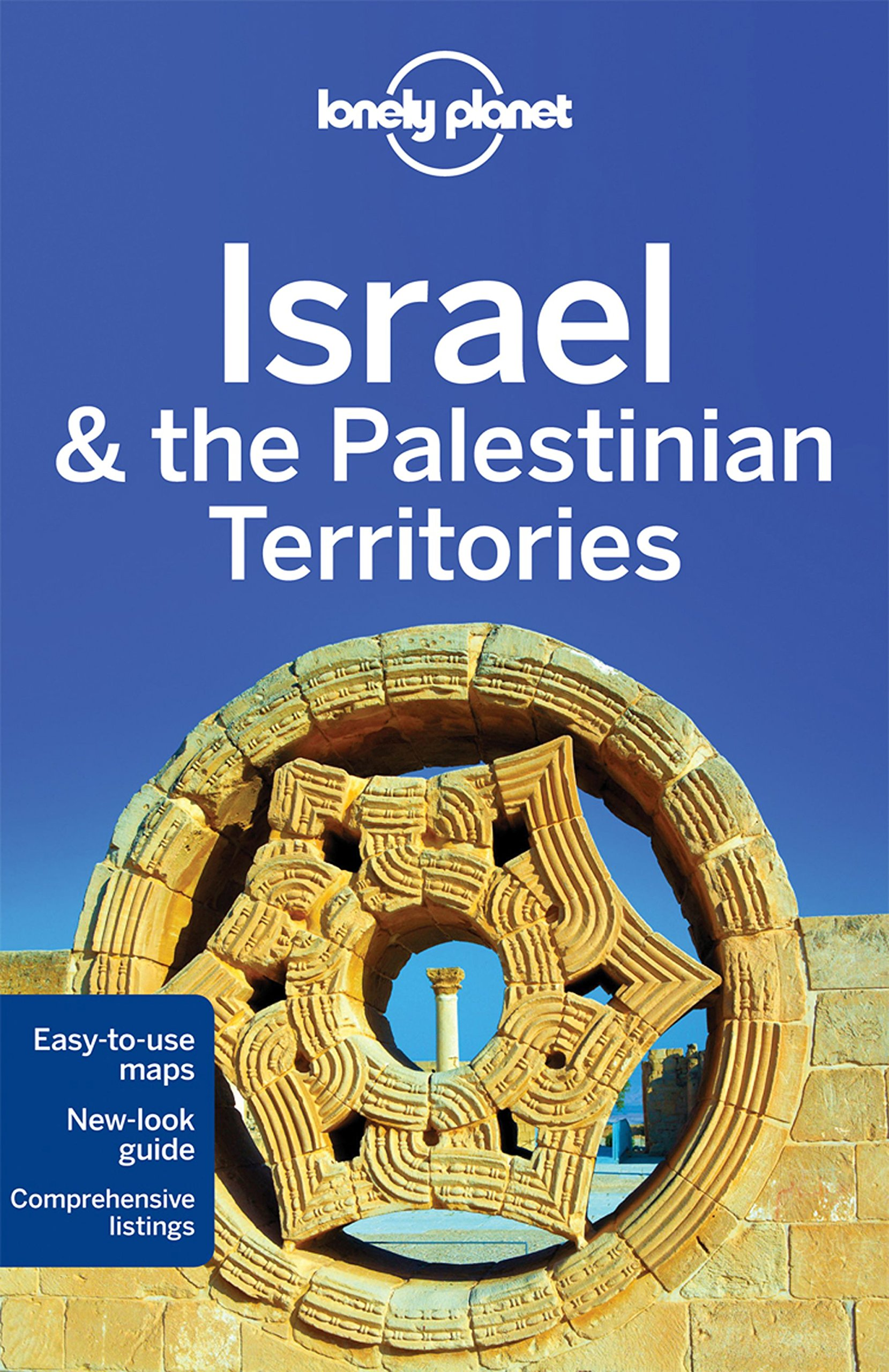 Israel & Palestinian Territories / průvodce Lonely Planet (anglicky) - Daniel Robinson