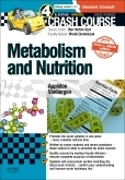 Crash Course: Metabolism and Nutrition: Updated Print + eBoo...