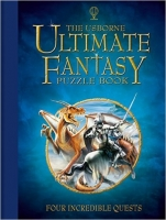 Usborne Ultimate Fantasy Puzzle Book - Dixon, A.