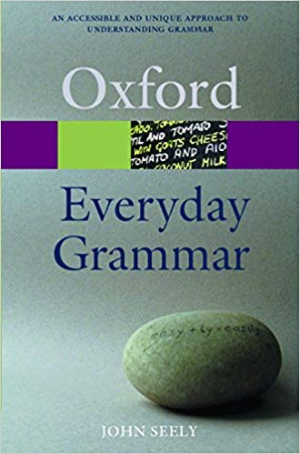 OXFORD EVERYDAY GRAMMAR (Oxford Paperback Reference) - SEELY...