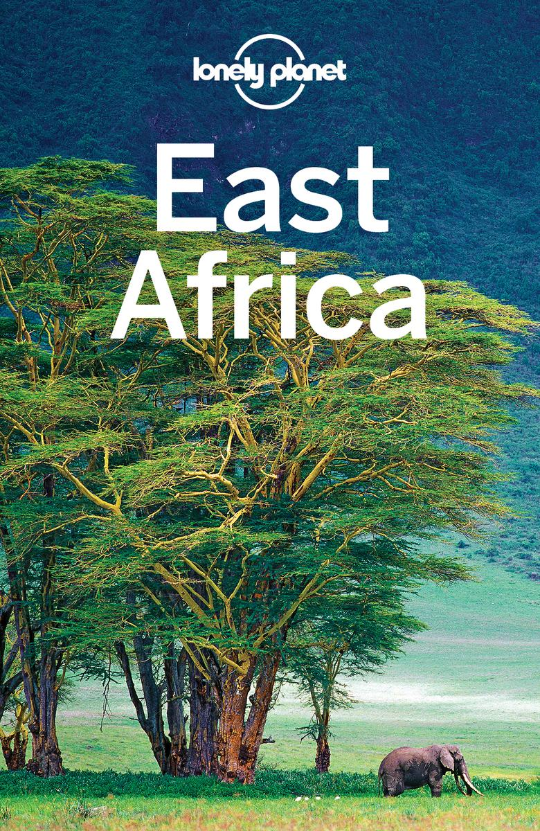 East Africa / průvodce Lonely Planet (anglicky) - Anthony Ha...