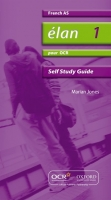 Élan 1: Pour OCR AS Self-Study Guide with CD-ROM - Jones, M.