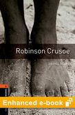 Oxford Bookworms Library New Edition 2 Robinson Crusoe OLB eBook + Audio - Daniel Defoe, Diane Mowat