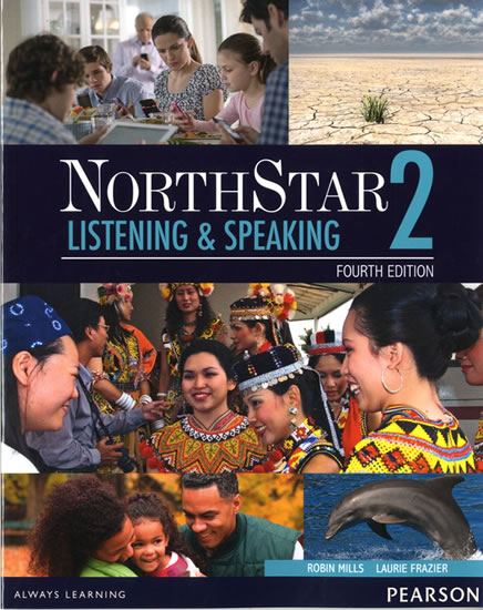 NorthStar Listening and Speaking 2 with MyEnglishLab - Robin L. Mills