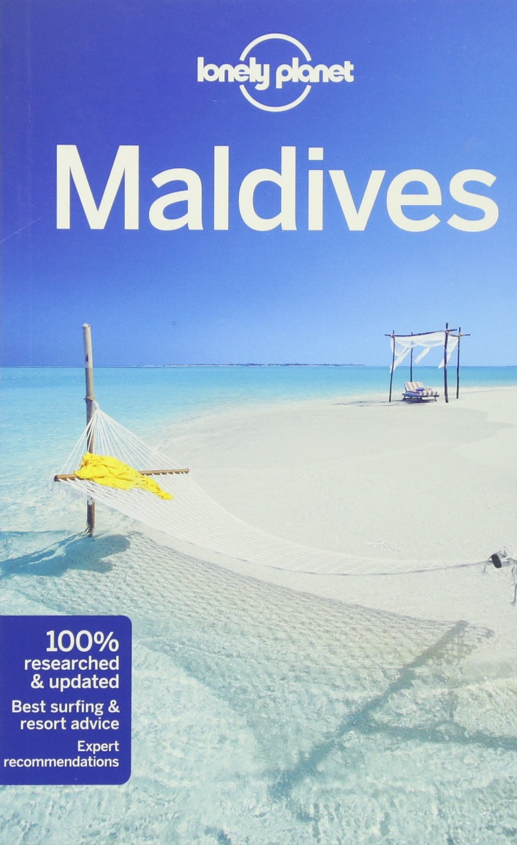 Lonely Planet Maldives 9.