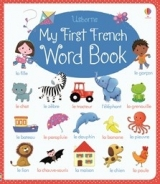 My First French Word Book - Brooks, F.