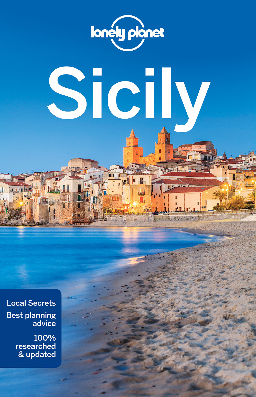 Lonely Planet Sicily 8.