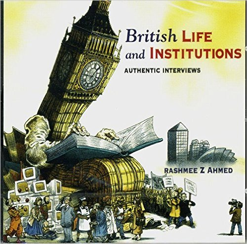 British Life and Institutions – CD - Mark Farrell