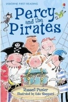 USBORNE YOUNG READING LEVEL 4: PERCY AND THE PIRATES - PUNTE...