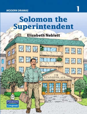 Solomon the Superintendent - Level 1 - Elizabeth R. Neblett
