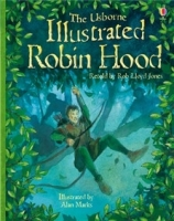 Illustrated Robin Hood - Jones, R. L.