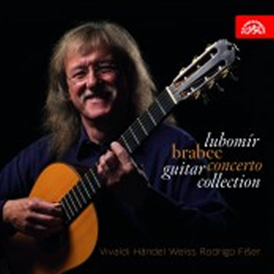 Guitar Concerto Collection - CD - Lubomír Brabec