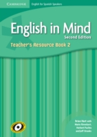 English in Mind for Spanish Speakers Level 2 Teacher's Resource Book with Class Audio CDs (3)