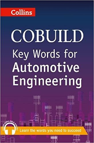 Key Words for Automotive Engineering With Mp3 Cd
