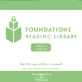 FOUNDATIONS READING LIBRARY Level 5 AUDIO CDs /2/ - WARING, R., JAMALL, M.