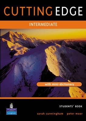 Cutting Edge Intermediate - Students Book - Sarah Cunningham...