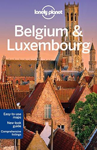 Belgium & Luxembourg / průvodce Lonely Planet (anglicky) - Helena Smith