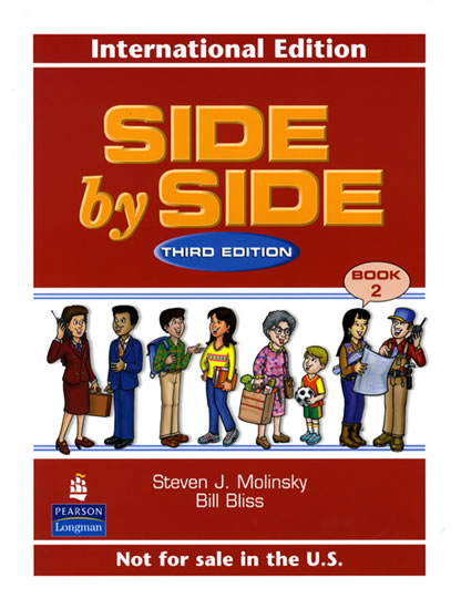 Side By Side 2 International Version - Steven J. Molinsky