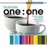 BUSINESS ONE : ONE INTERMEDIATE+ AUDIO CDs /2/ - APPLEBY, R....