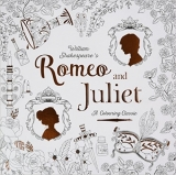 A Colouring Classic Romeo and Juliet (Colouring Book) - Meta...